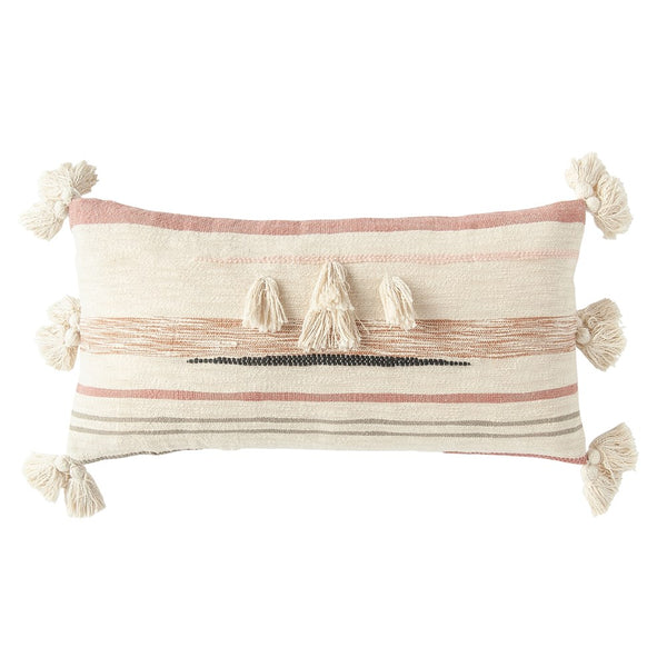 Cotton Kilim Woven Pillow