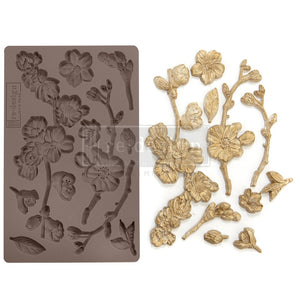 Decor Mould, Cherry Blossoms