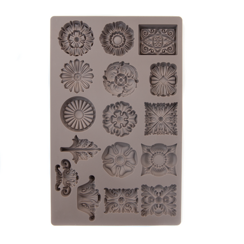 Decor Mould, Etruscan Accents