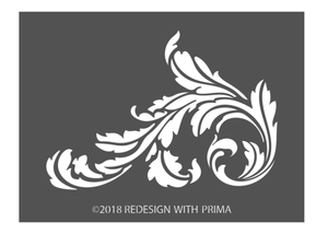 Redesign 3D Stencil, Simple Scroll