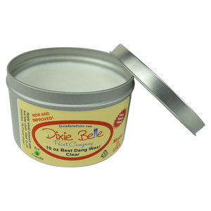 Dixie Belle Best Dang Wax, Clear