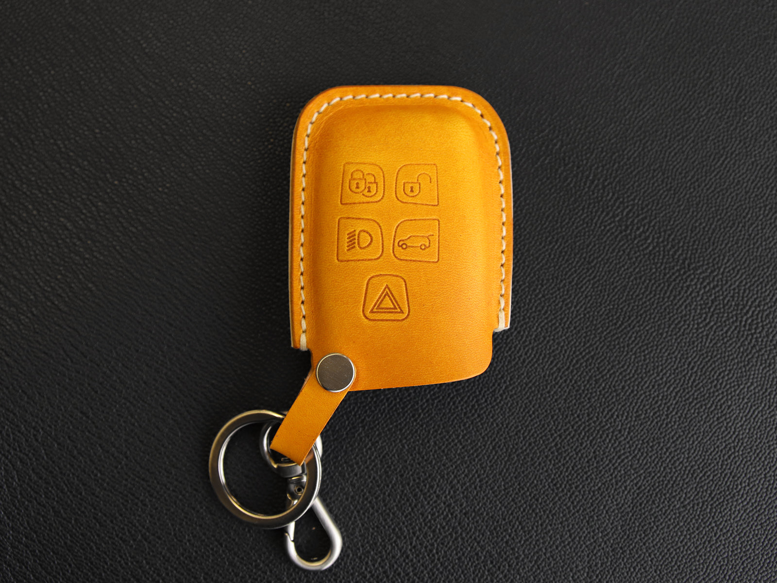 Range Rover Key Fob Cover – leatherbrut