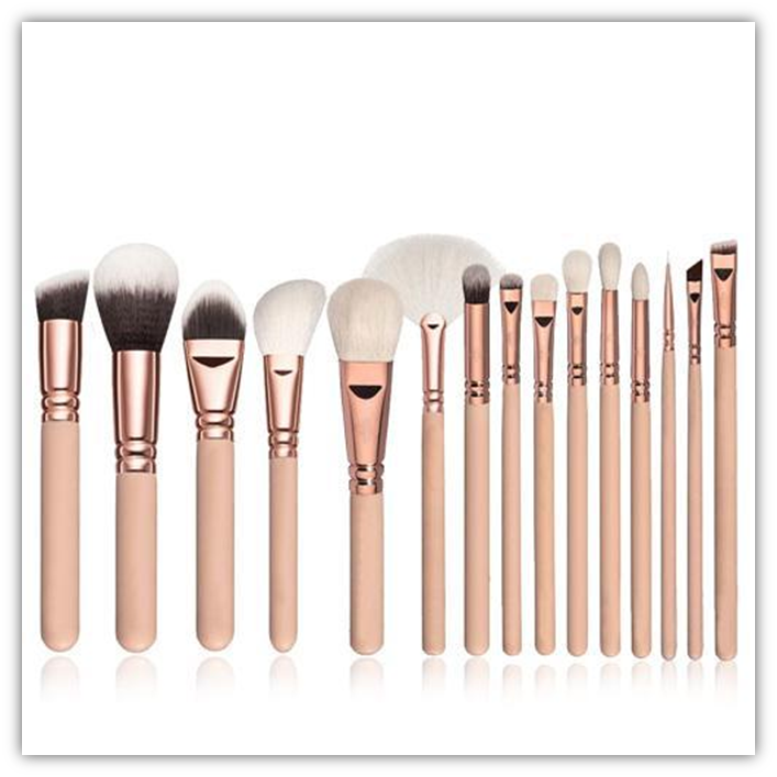 Makeup Brushes 15 Pcs Set ™