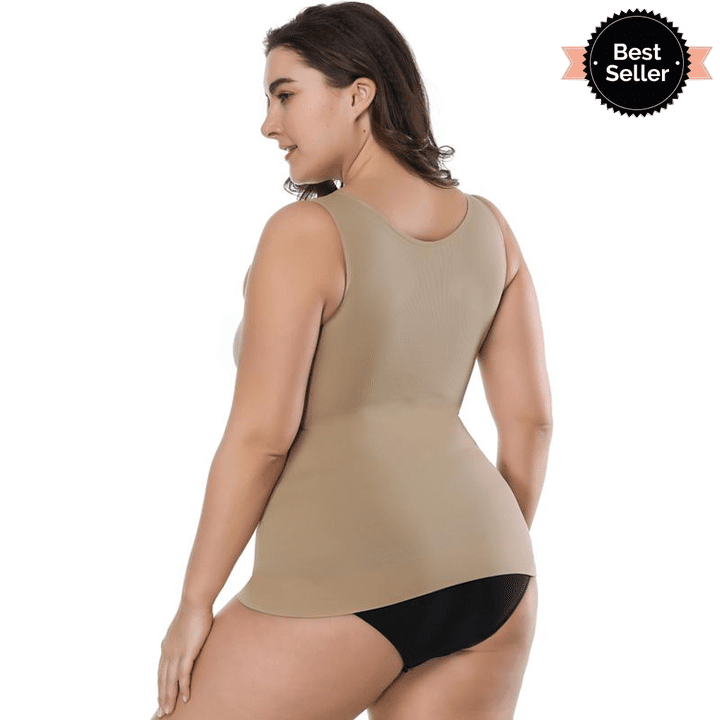 Women Wearing Camisole Body In Brown