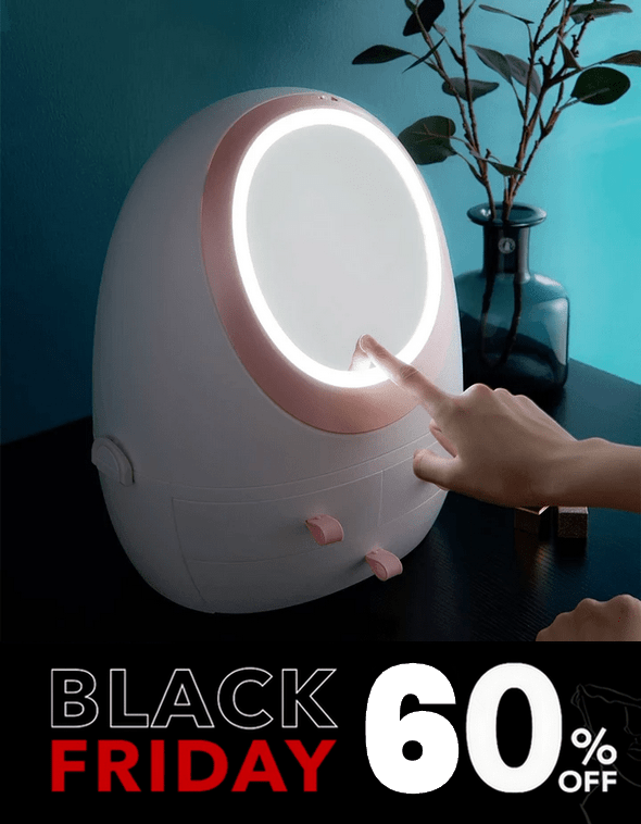 Swan Egg LED Organizer