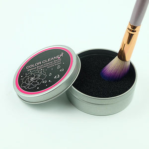 brush cleanser makeup