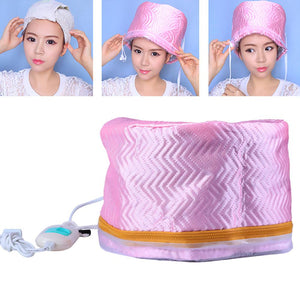 Electric Hair Steaming Cap