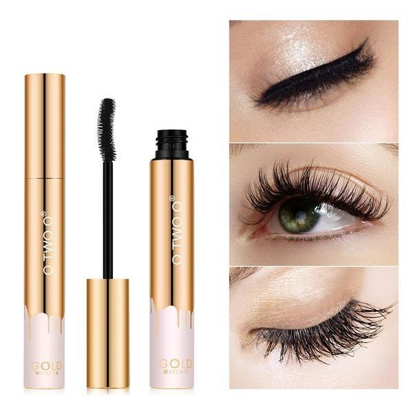 3D Lengthening Gold Mascara