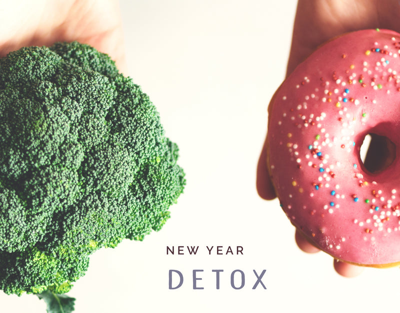Detox Your Liver This January