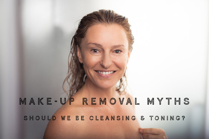 Make-Up Removal Myths