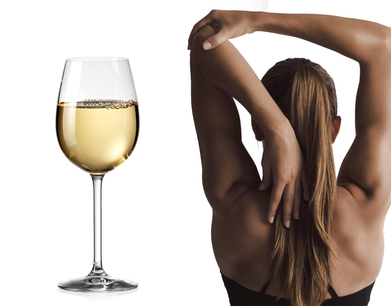 Can You Exercise After A Glass of Chardonnay?