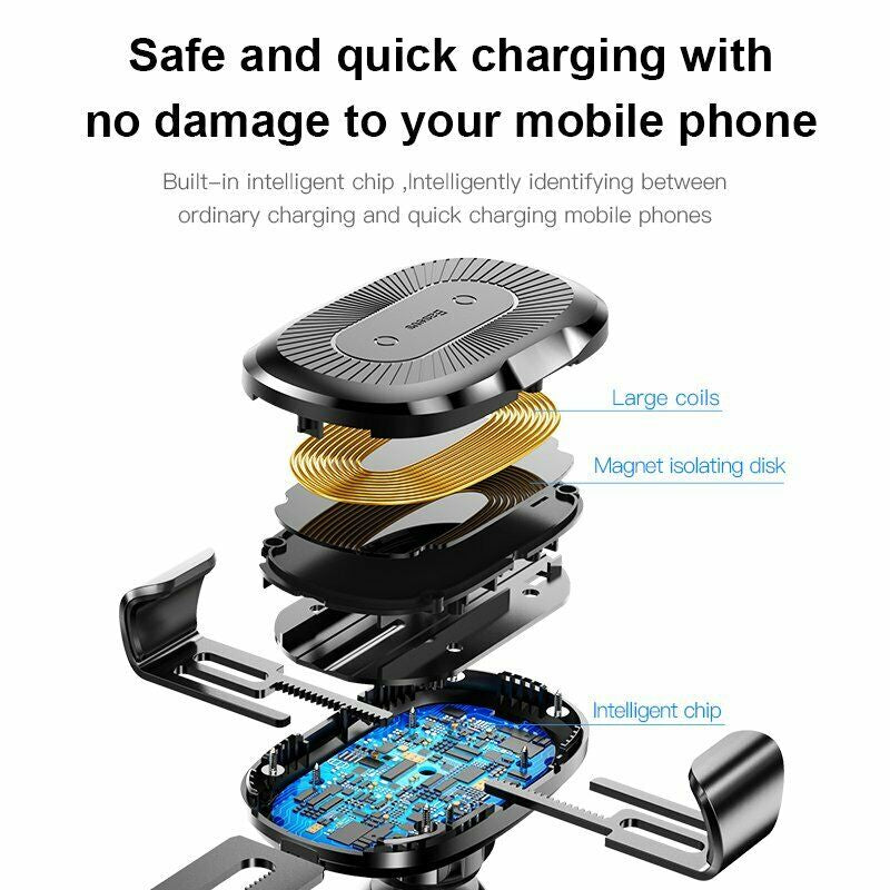 Quick Charge Wireless Phone Charger