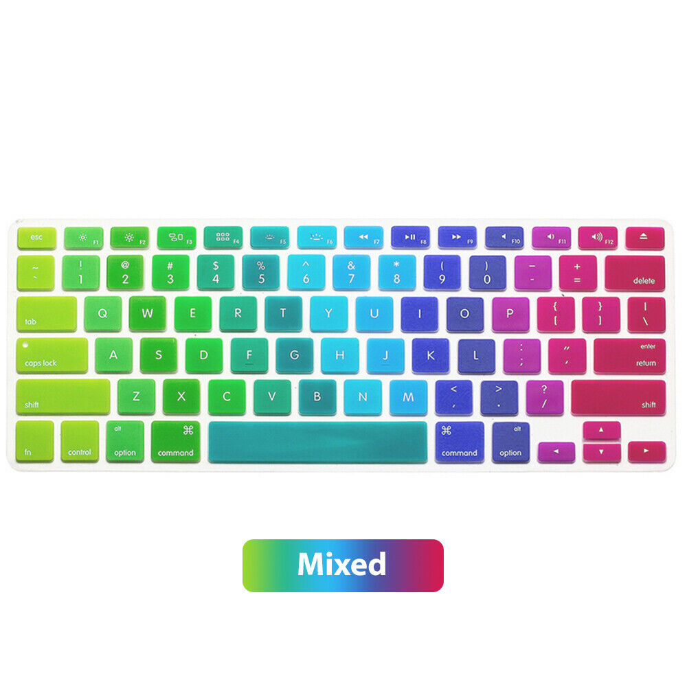 Life is a Rainbow Keyboard Cover