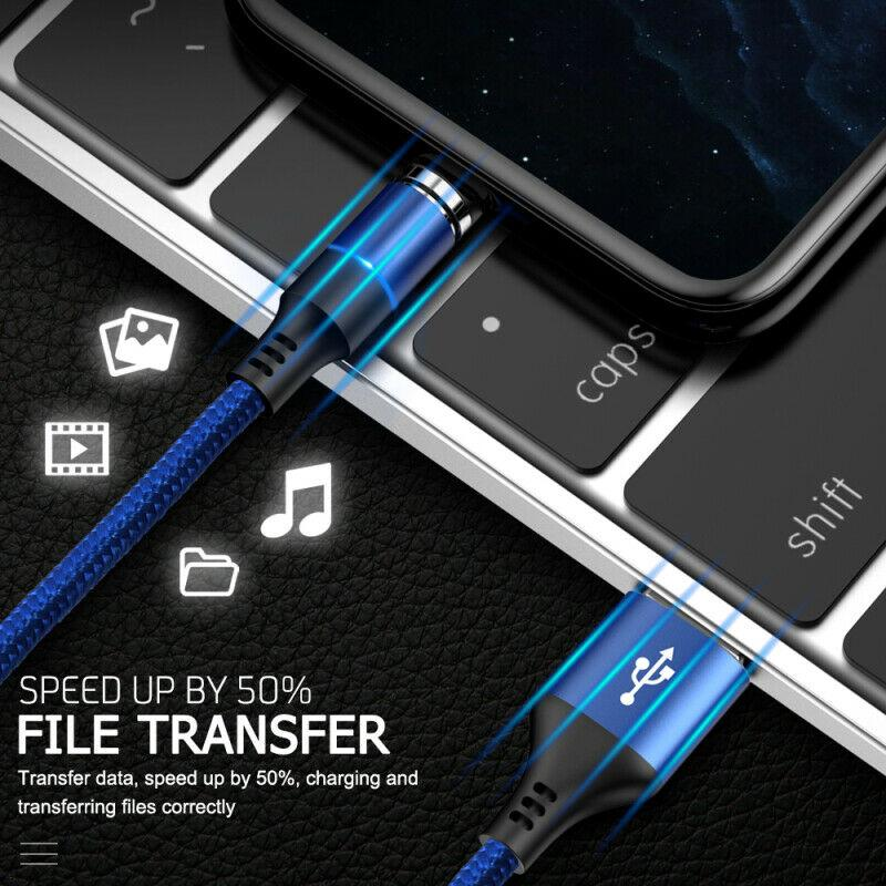 Magnetic Love Charging Cable