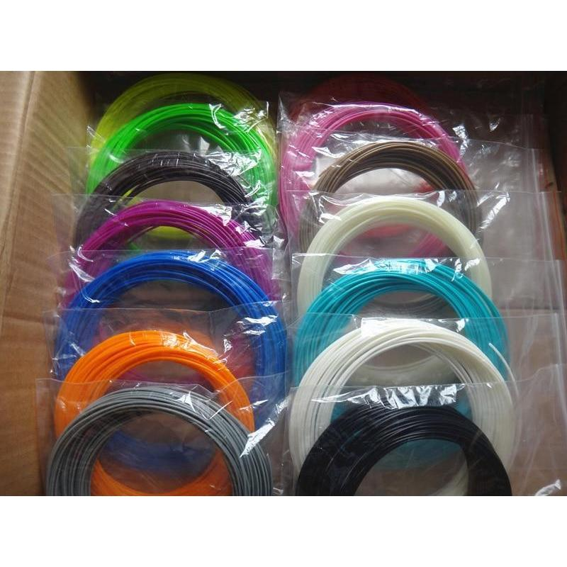 PLA Filament 1.75mmFor 3D Printer Muli Colour Pack-PLA 20 Color-China-Bennys Tech Bar