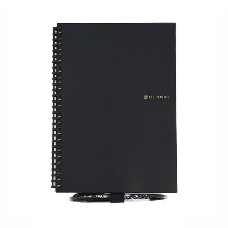 Standard Smart Notepad Notebook A5 B5-Smart Notepad-Black-B5 17.6x25cm 60 page-Bennys Tech Bar