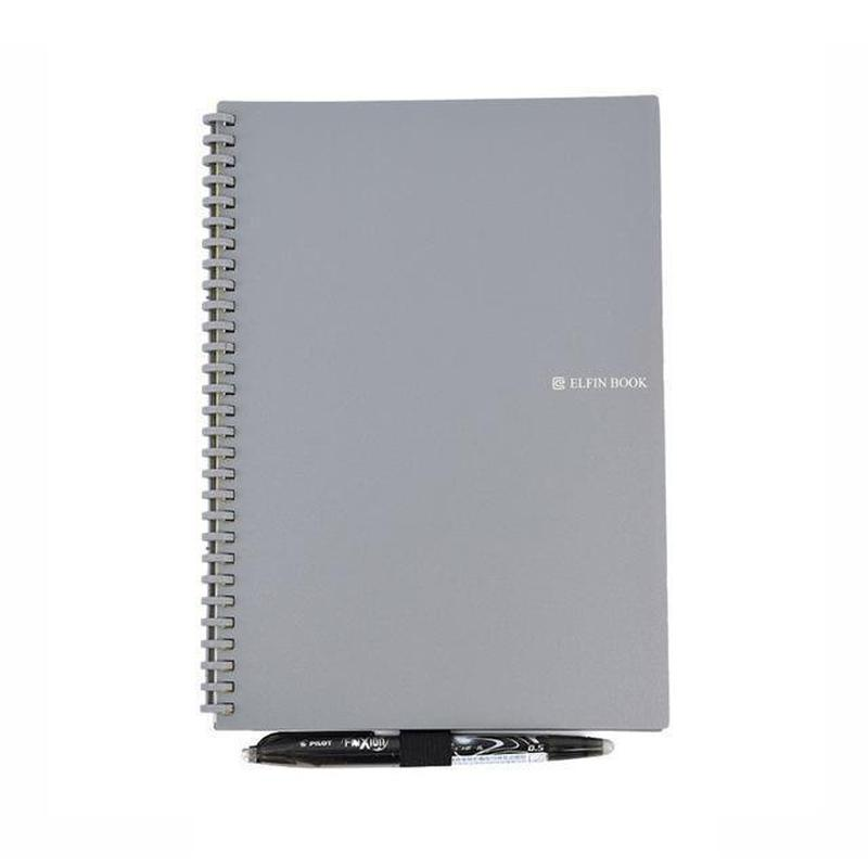 Standard Smart Notepad Notebook A5 B5-Smart Notepad-Grey-B5 17.6x25cm 60 page-Bennys Tech Bar