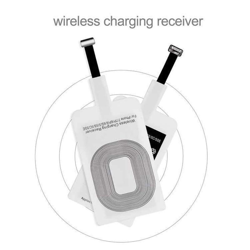 Upgrade for Tomorrow - Wireless Charging Receiver-Wireless Charging Receiver-iPhone-Bennys Tech Bar