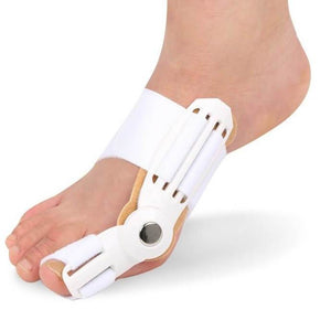 1Pair Bunion Corrector Splint - Big Toe Straightener For Day & Night Use