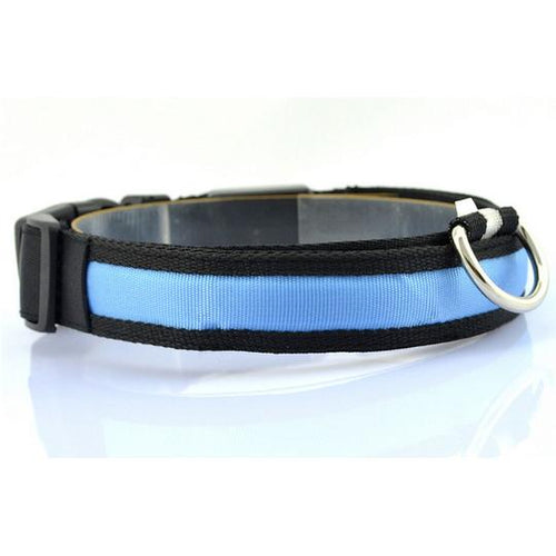 Anti-lost Flashing Glow Collars Dog Supplies