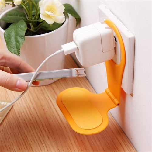 Foldable Mobile Phone Charge Holder