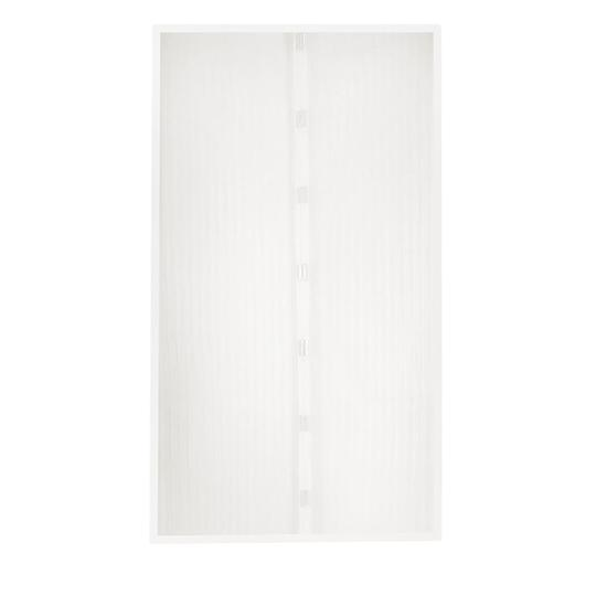 Magnetic Screen Door ( White )