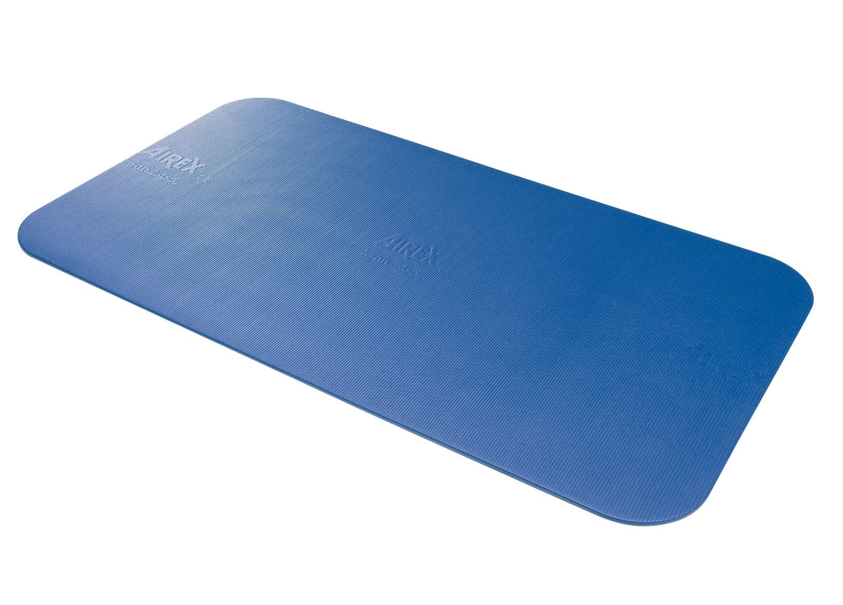 "Airex® Exercise Mat - Corona - Blue, 72"" x 39"" x 5/8"" - US MED REHAB"