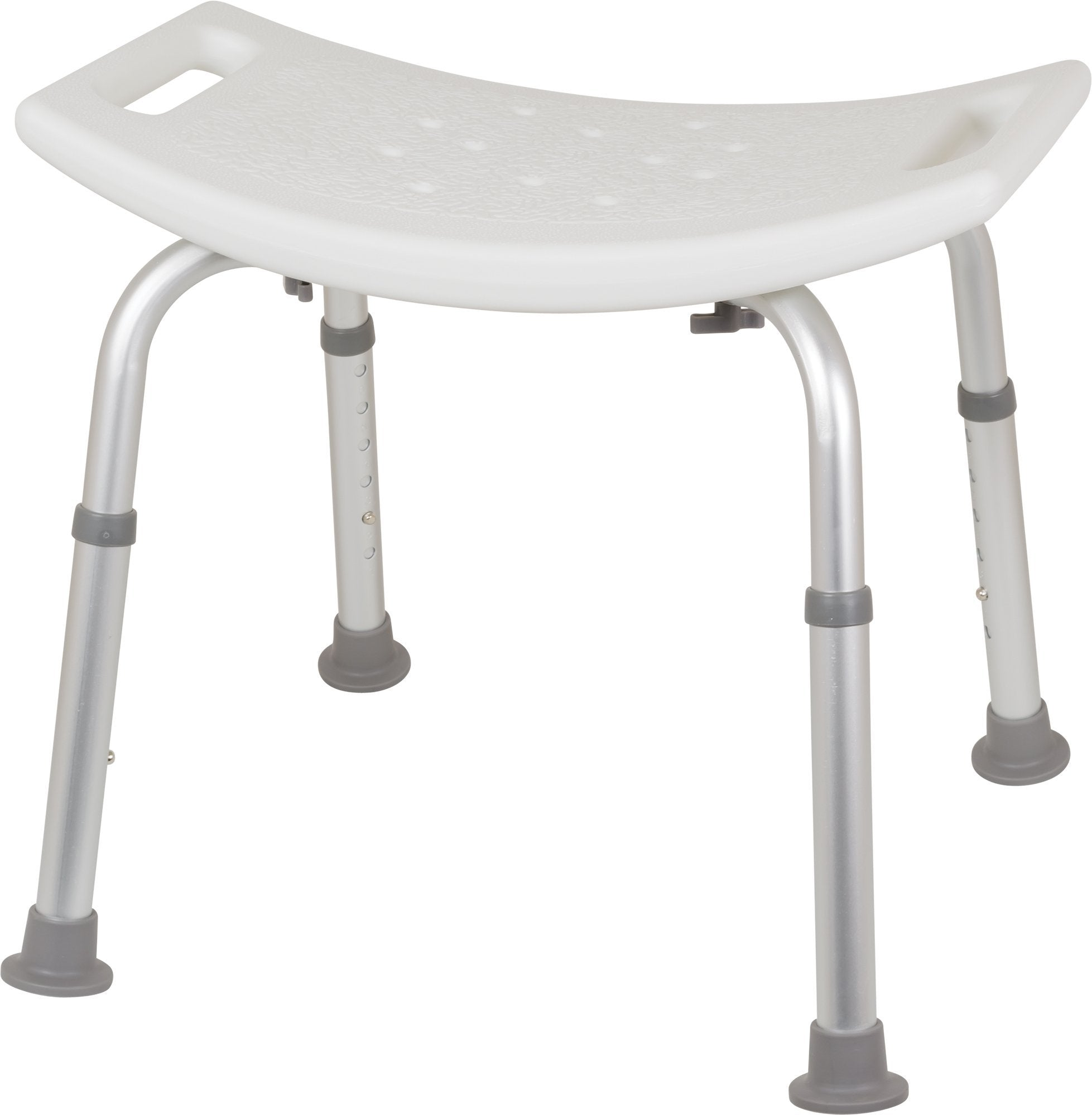 Bariatric Shower Chair without Back, 550lb Weight Capacity - US MED REHAB