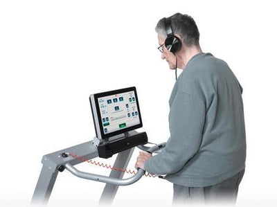 (CPO) Biodex Gait Trainer 3 with Geriatric Rail Extension - US MED REHAB