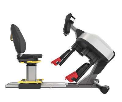 (CPO) SciFit Latitude Lateral Stability Trainer with Premium Seat - US MED REHAB