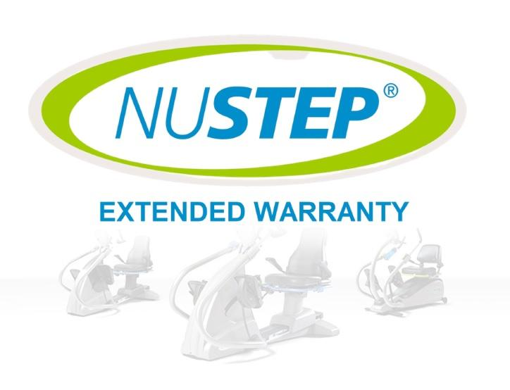 NuStep Total Care Extended Warranty - US MED REHAB