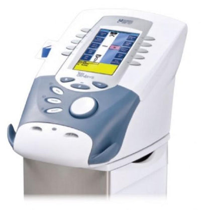 VECTRA GENISYS - 4 CHANNEL COMBO Ultrasound/Stim with Cart without EMG - US MED REHAB
