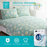 """Daisies"" Amsterdam Exclusive Bed Sheets - Spirit Linen"