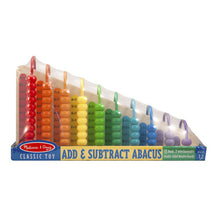 Load image into Gallery viewer, Melissa & Doug Add & Subtract Abacus New