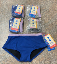 Load image into Gallery viewer, Thix Btwn Shorty Fit Period Underwear sz 13/14 NWT NEW ~ 1 Pair Navy