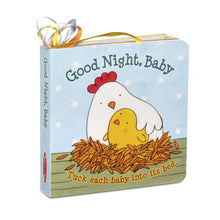 Load image into Gallery viewer, Melissa & Doug Good Night Baby Board Book ~ NEW