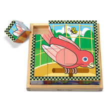 Load image into Gallery viewer, Melissa & Doug Pets Cube Puzzle NEW