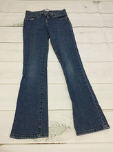 Load image into Gallery viewer, Old Navy boot-cut jeans sz 14 slim EUC
