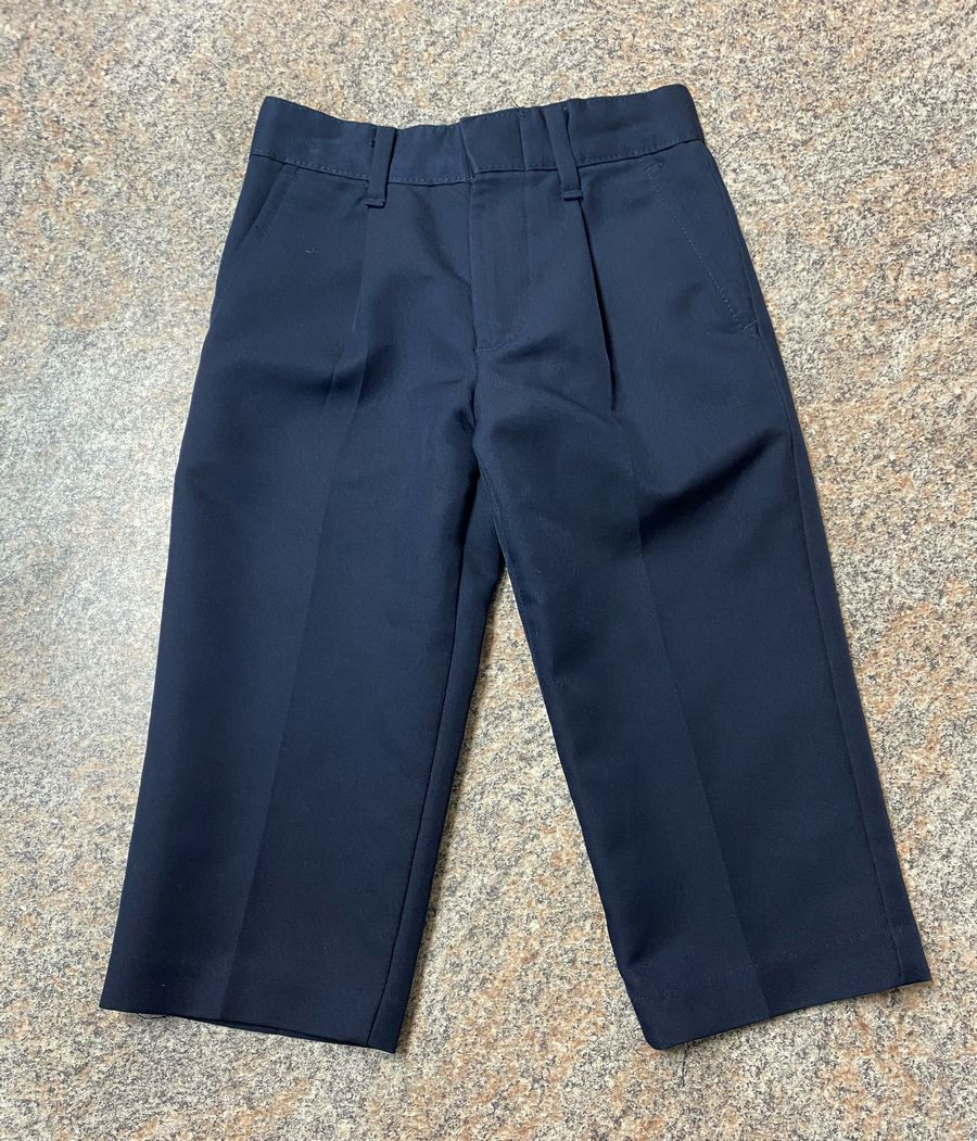 Nautica navy dress pants sz 2t EUC