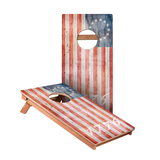 KG 1776 American Flag Recreation Cornhole Boards