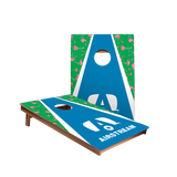 Dale Airstream Recreation Cornhole Boards