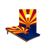 Dale Arizona Flag Recreation Cornhole Boards