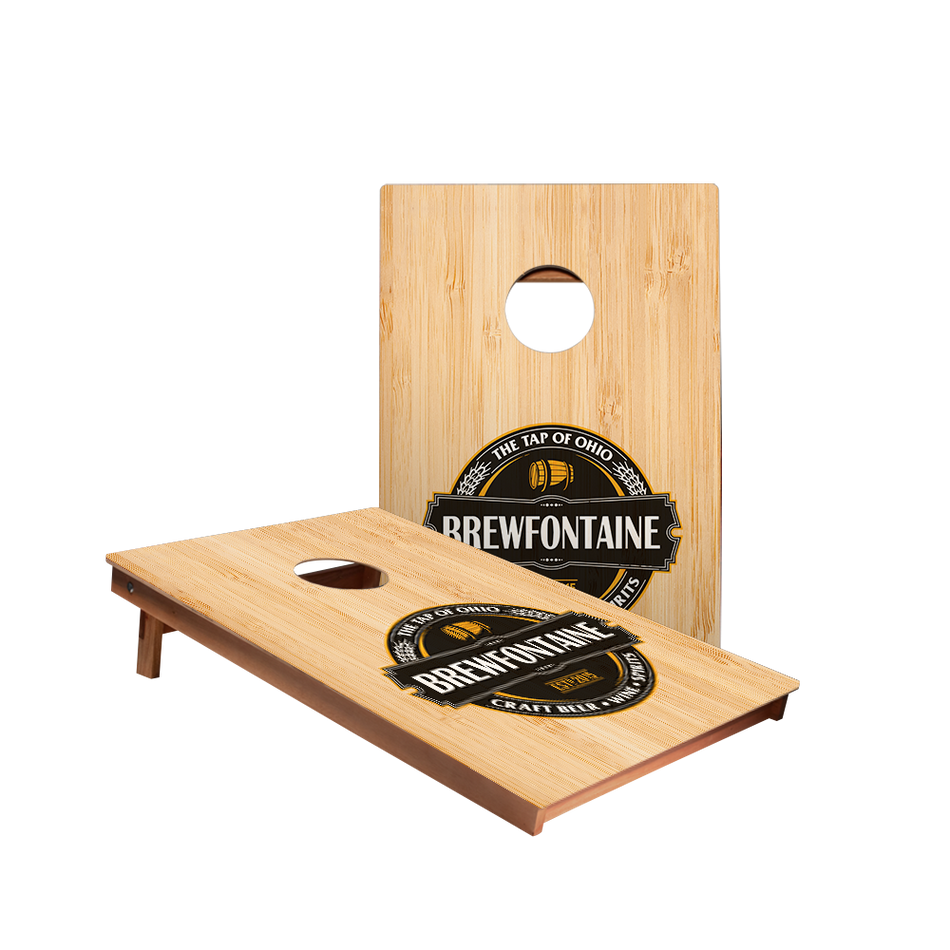 Dale Brewfontaine Recreation Cornhole Boards