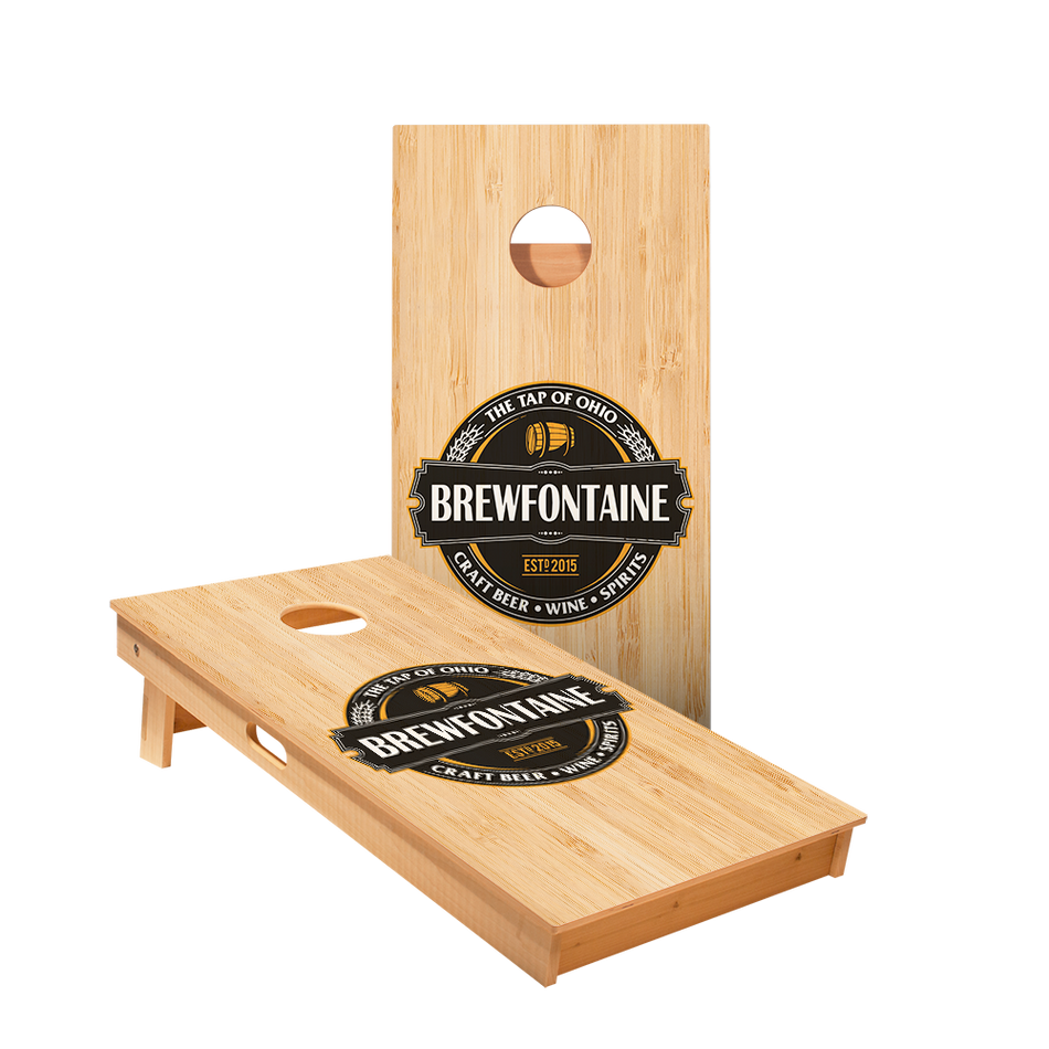 Star Brewfontaine Professional Cornhole Boards