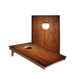Dale Dark Panel Wood Recreation Cornhole Boards