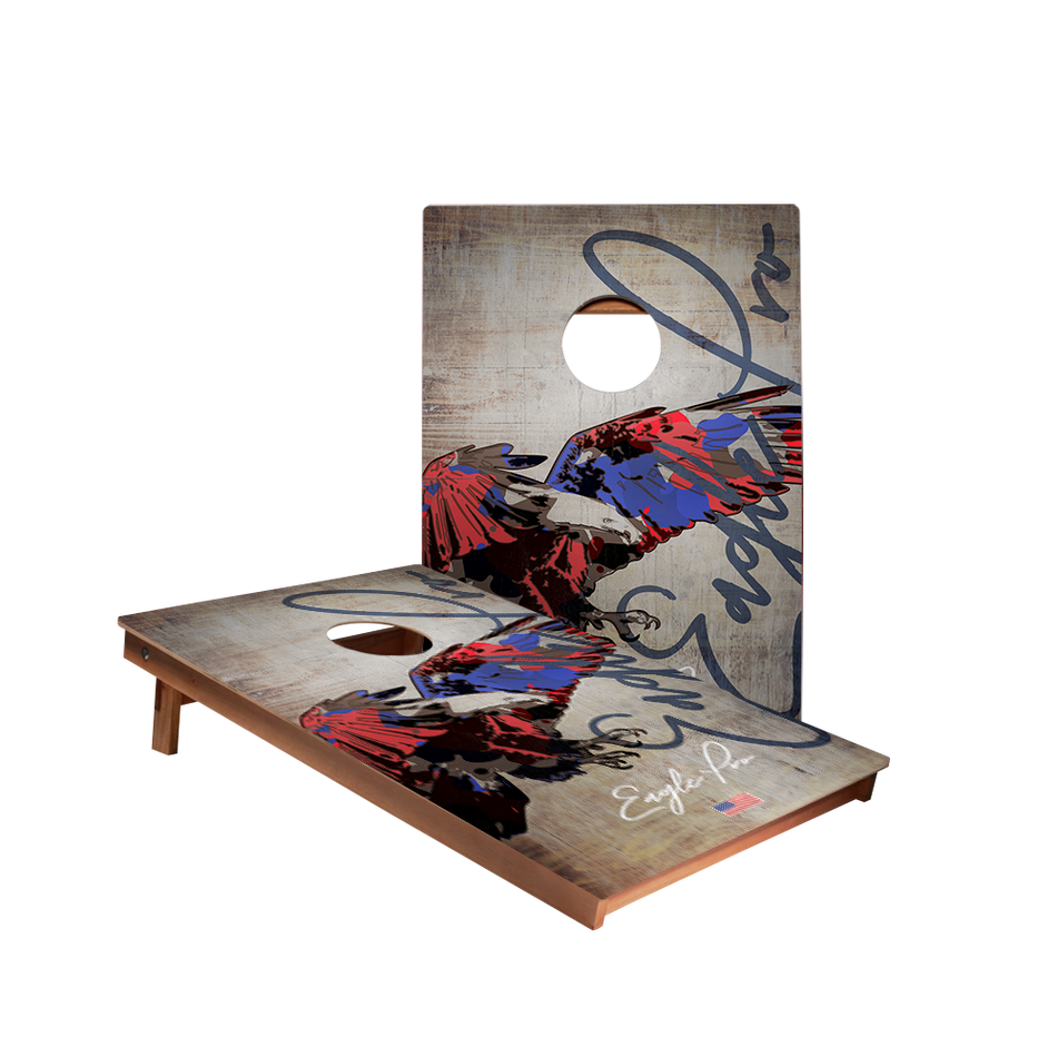 Dale Eagle Pro Recreation Cornhole Boards