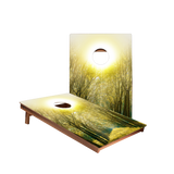 Dale Forest Sunset Recreation Cornhole Boards