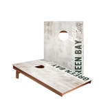 Dale Green Bay Vintage Gameday Recreation Cornhole Boards