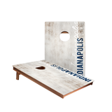 Dale Indianapolis Vintage Gameday Recreation Cornhole Boards