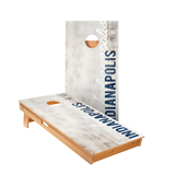 Star Indianapolis Vintage Gameday Professional Cornhole Boards